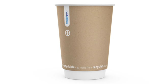 Making recyclable cups – start as you mean to go on