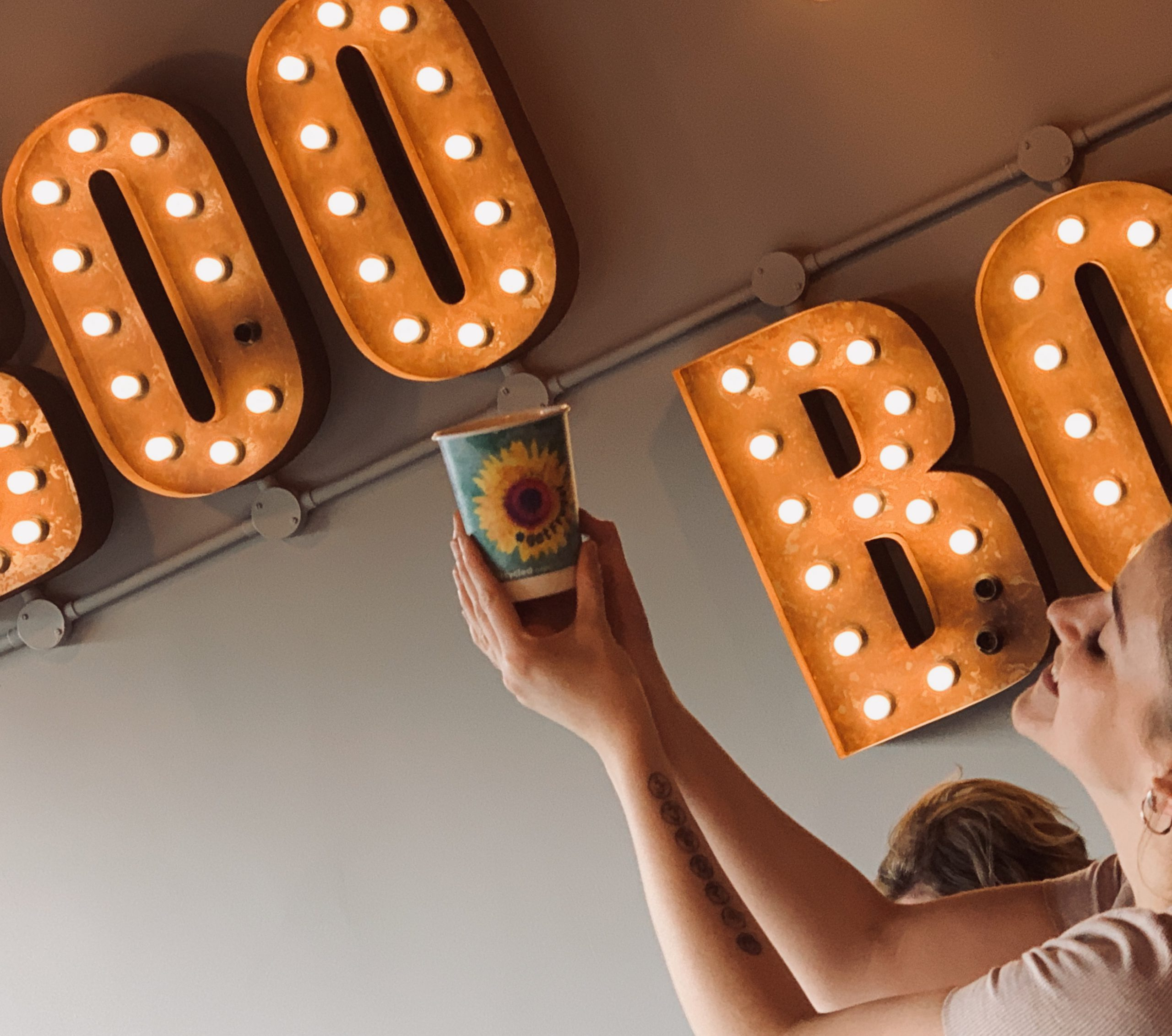 Boo Boo Coffee of Birmingham leads the way as Frugal Cup Pioneer