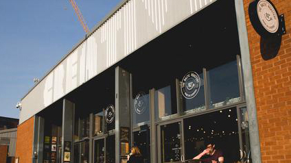 92 Degrees Coffee of Liverpool becomes a Frugal Cup pioneer