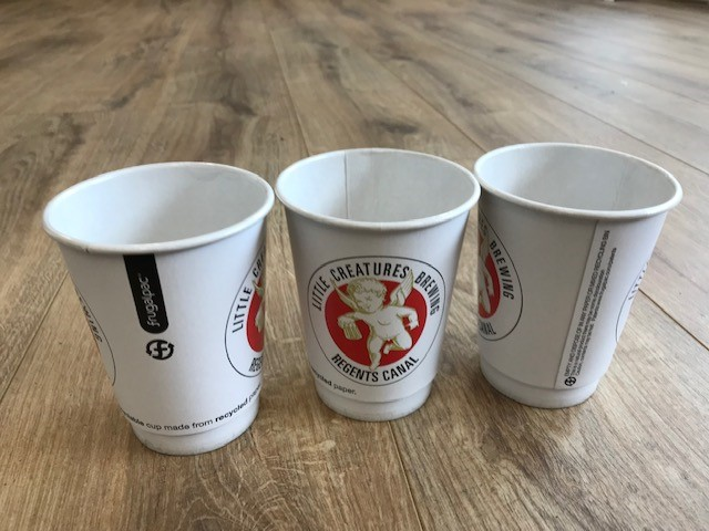 Little Creatures Brewery launches bespoke Frugal Cup
